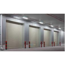 Роллеты гаражные DOORHAN - Роллетные ворота 3000х3000