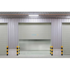 Роллеты гаражные ALUTECH - Роллетные ворота 3000х3000