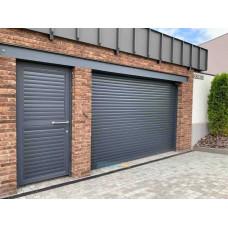 Роллеты гаражные ALUTECH - Роллетные ворота 2600х2500