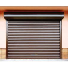 Роллеты гаражные DOORHAN - Роллетные ворота 2600х2100