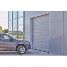 Промышленные секционные ворота Алютех ProPlus 5000х5000