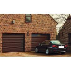 Роллеты гаражные ALUTECH - Роллетные ворота 2800х2500
