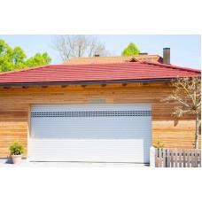 Роллеты гаражные ALUTECH - Роллетные ворота 2700х2000
