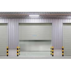 Роллеты гаражные ALUTECH - Роллетные ворота 2800х2000
