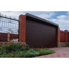 Роллеты гаражные ALUTECH - Роллетные ворота 3000х2500