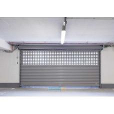 Роллеты гаражные ALUTECH - Роллетные ворота 3500х2500