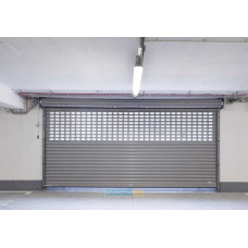 Роллеты гаражные ALUTECH - Роллетные ворота 4000х2500