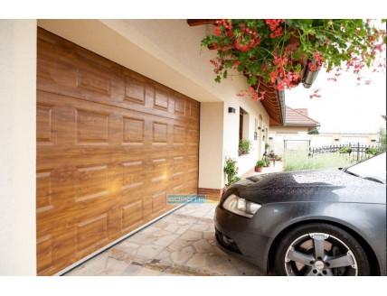 Гаражные ворота Алютех Prestige 2800х2200