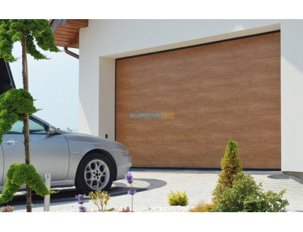 Гаражные ворота Алютех Prestige 2700х2100