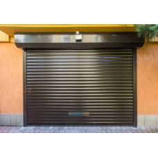 Роллеты гаражные ALUTECH - Роллетные ворота 4000х2000